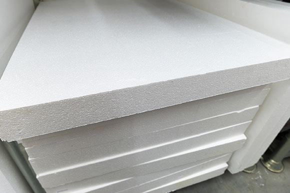 isolation thermique l 39 isolant de polystyr ne. Black Bedroom Furniture Sets. Home Design Ideas