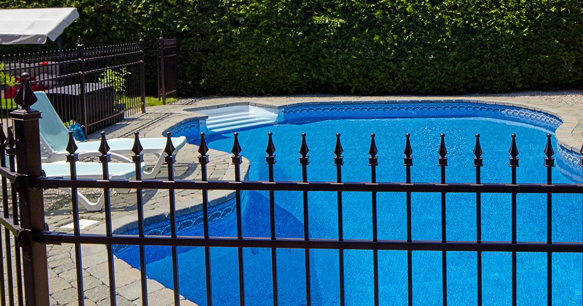 R glementation sur les cl tures de piscines r sidentielles - Construction piscine reglementation ...