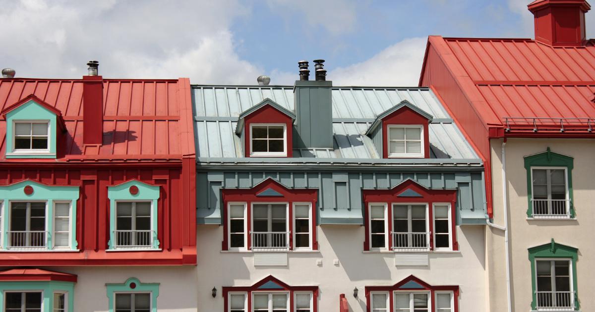 Maison en tole profilage ventana blog - Maison en tole ...