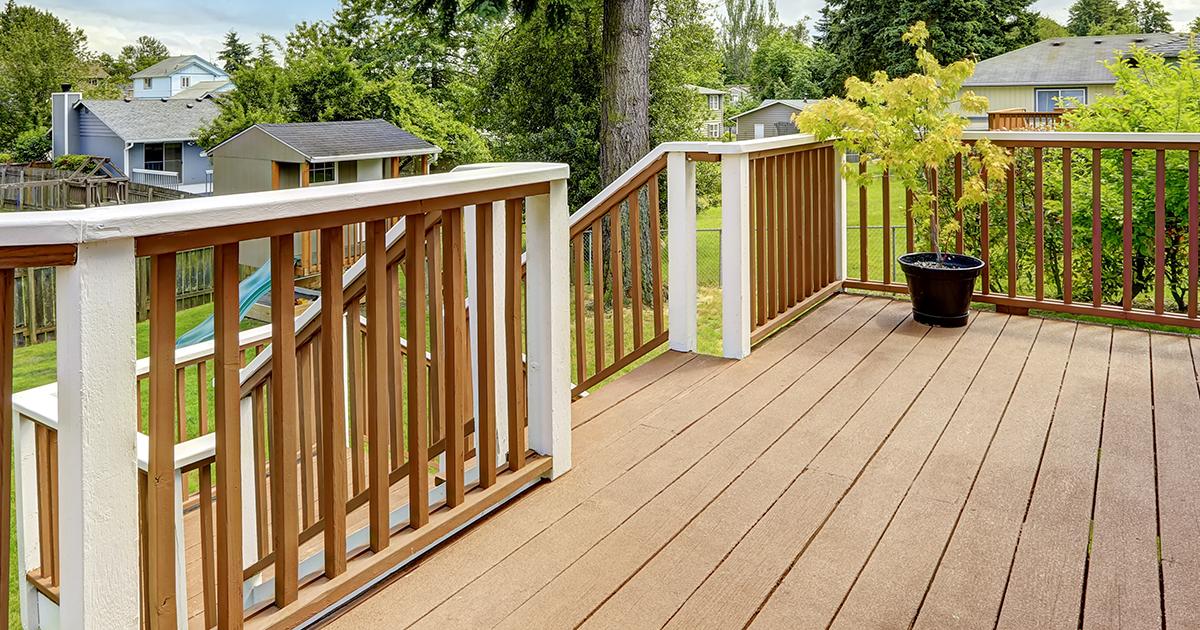 Types et recouvrements de balcons avantages et inconv nients for Recouvrement de balcon exterieur
