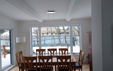 Rénovation de maison québec