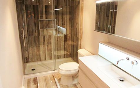 R novation beloeil entrepreneur pour projets et travaux for Renovation salle de bain rive sud
